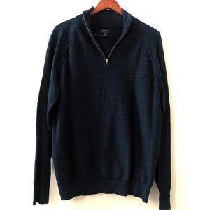 🎬✨J Crew Pullover Sweater Navy Blue Nautical